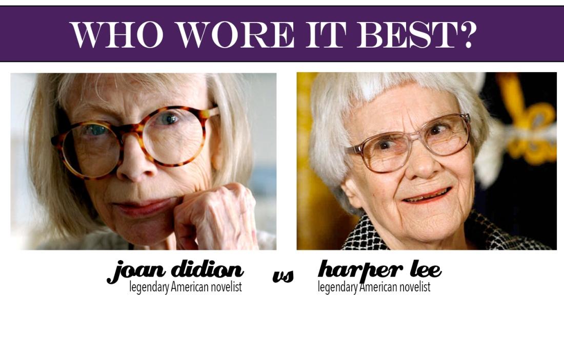 who wore it best? joan vs harper