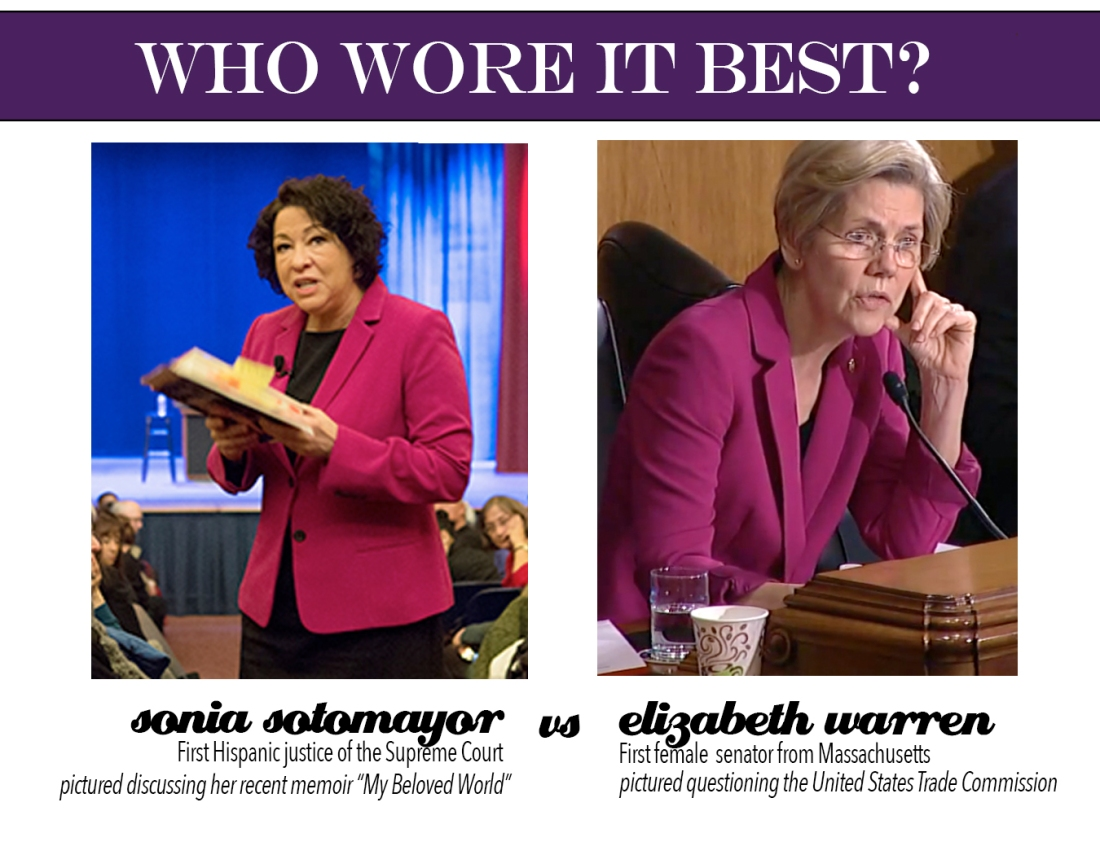 who wore it best sonia vs liz